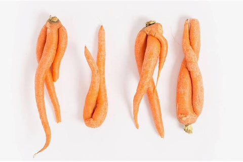 Stop food waste by eating ugly fruit and vegetables