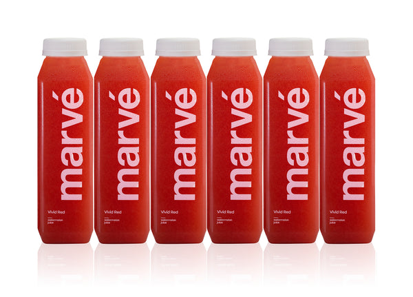 marve vivid red cold pressed watermelon juice
