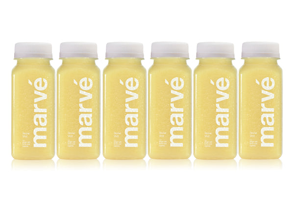 Marvé revive ginger shot wellness shot