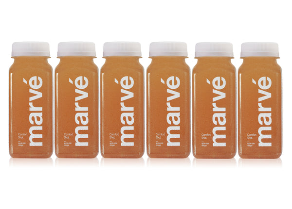 Marvé juice Comfort shot apple cider vinegar wellness shot