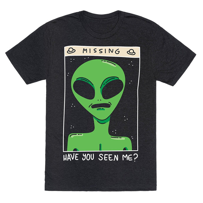Missing Alien Men's T-Shirt