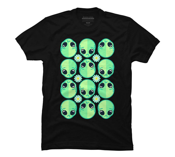 Alien Heads T-Shirt