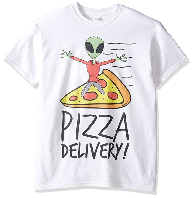 Alien Pizza T-Shirt