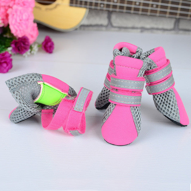 Non-slip Green or Pink Shoes