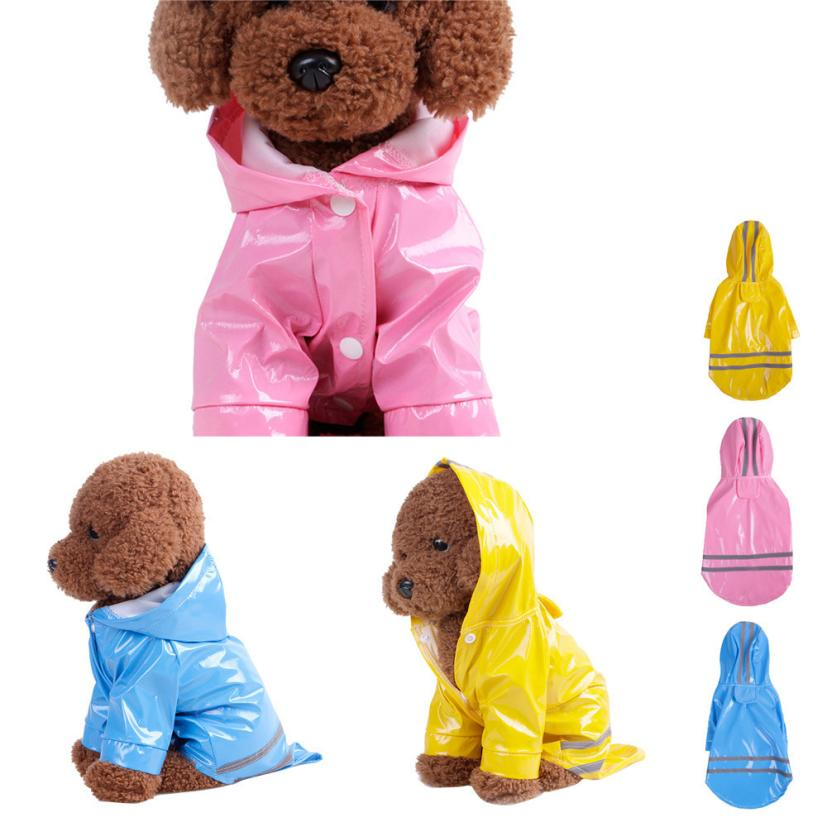 Blue, Pink or Yellow Raincoat