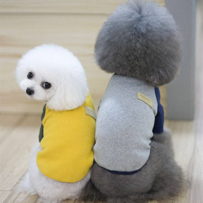 Double Colour Shirt for Pets