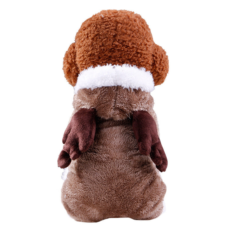 Cute Animal Costume for Pets