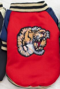 Tiger Embroidered Jacket