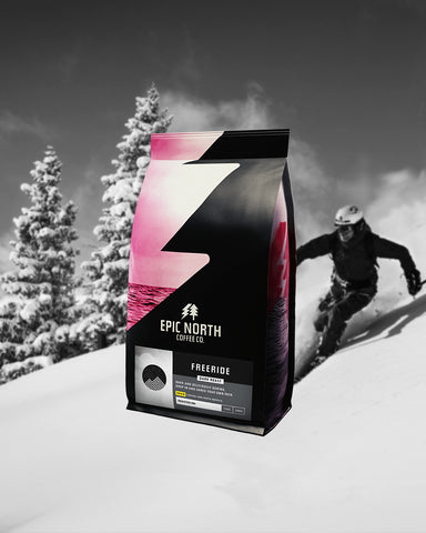 New Release!  FREERIDE DARK ROAST!