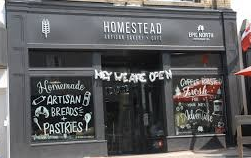 Homestead Bakery and Cafe RE-OPENS!