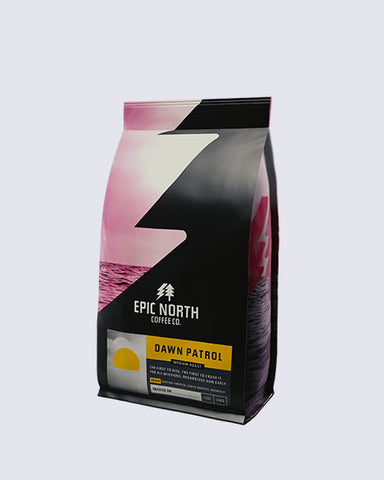 Dawn Patrol - Medium Roast Coffee