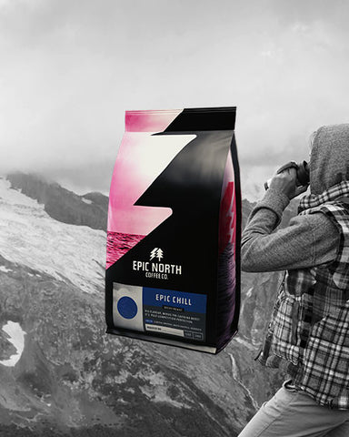 Epic Chill - Decaf Coffee