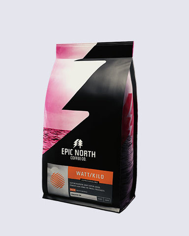 Watt/Kilo - Espresso Blend Coffee