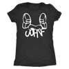 JohnF Logo + Ladies T-Shirt