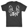 JohnF Logo + Mens T-Shirt