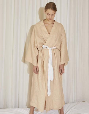the 02 robe in blush.