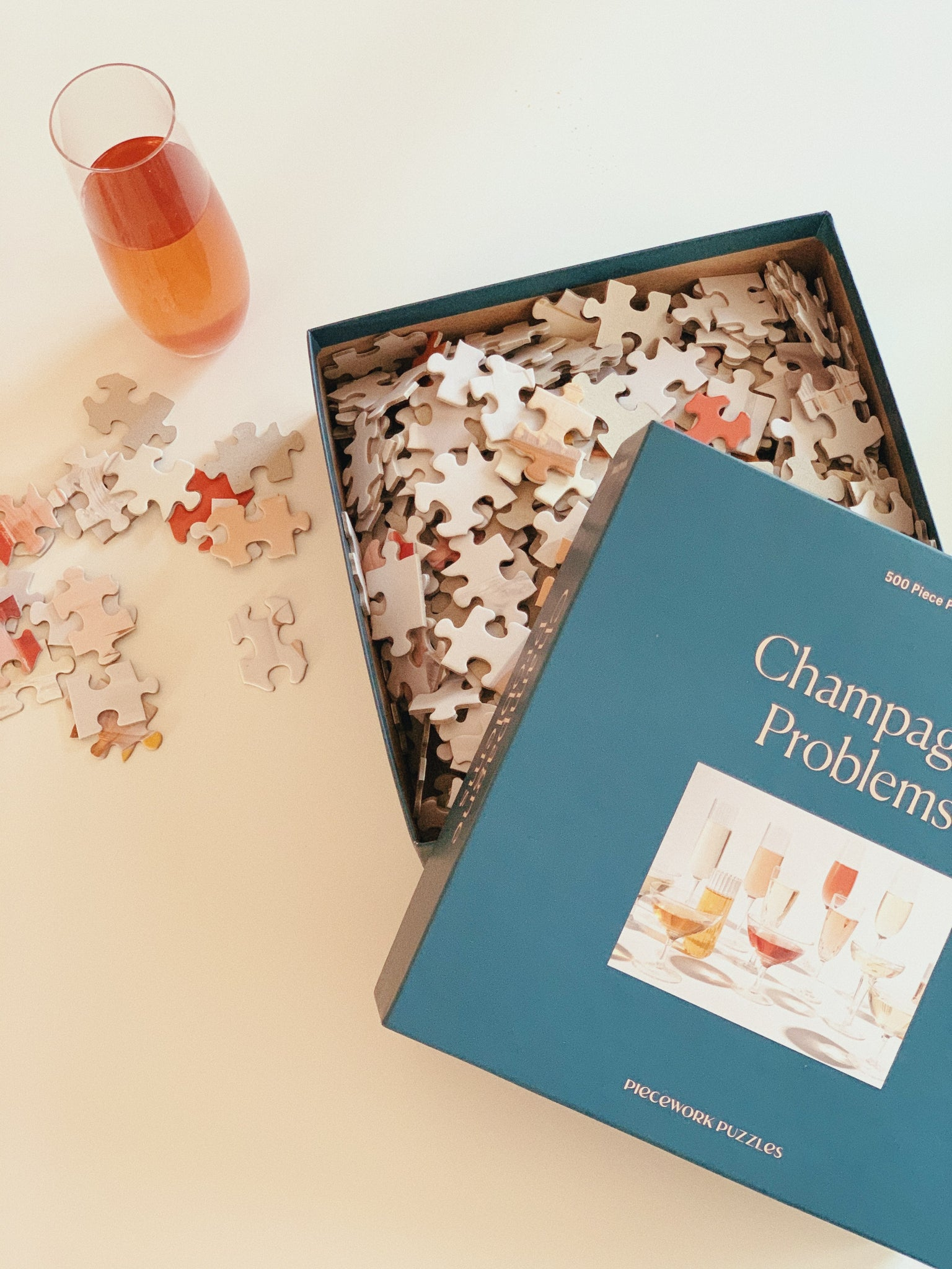 champagne problems puzzle.