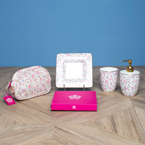 Set da bagno con Pochette Royal Albert