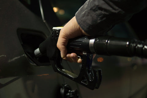 Picture of refilling fuel