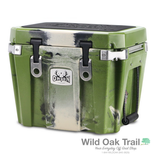 The Orion 25 Orion Coolers-Cooler-Orion Coolers-Forest Camo-Wild Oak Trail