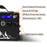 Inergy Apex Gold Storm Package Solar Generator