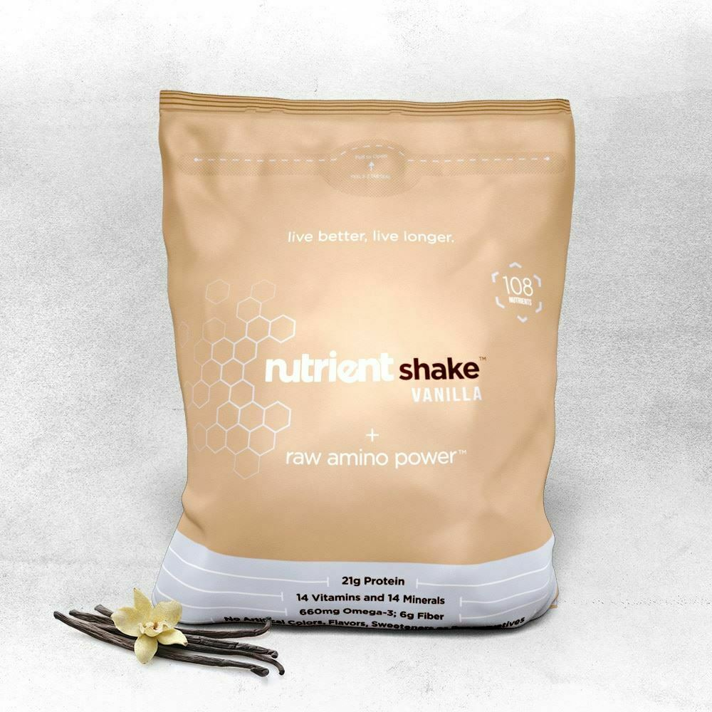 Nutrient Survival Vanilla Shake Bulk Bag