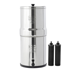 IMPERIAL BERKEY®  4.5 GAL WITH 2, 4 OR 6 BLACK ELEMENTS
