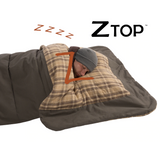 Kodiak Canvas - 20°F Regular Z Top Sleeping Bag-Tent-Kodiak Canvas-Wild Oak Trail