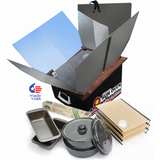 All American Sun Oven with Dehydrating and Preparedness Accessory Package-Sun Oven-Wild Oak Trail