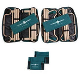 Disc-O-Bed Large With Organizers - Green or Black-Disc-O-Bed-Wild Oak Trail