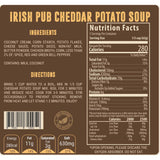 Valley Food Storage - Freeze Dried Irish Pub Cheddar Potato Soup-Valley Food Storage-Wild Oak Trail