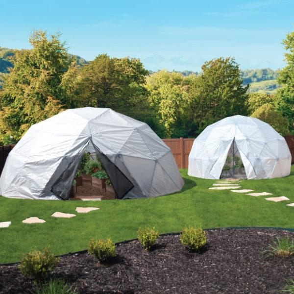 24 Geodesic Greenhouse 450 Square Feet: Geodesic Greenhouses