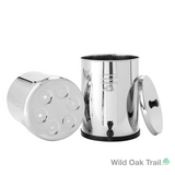 IMPERIAL BERKEY® 4.5 GAL WITH 2, 4 OR 6 BLACK ELEMENTS-Berkey-Wild Oak Trail