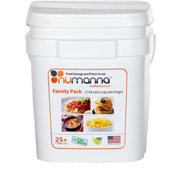 Numanna Family Pack Food Storage-Numanna-Wild Oak Trail