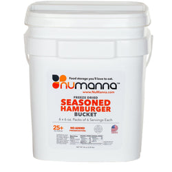 Numanna Freeze Dried Seasoned Ground Beef-Numanna-Wild Oak Trail