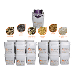 Numanna - Homesteader Package Food Storage-Numanna-Wild Oak Trail
