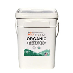 Numanna Organic Freeze Dried Chicken-Numanna-Wild Oak Trail
