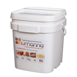 Numanna - Starter Pack Food Storage-Numanna-Wild Oak Trail