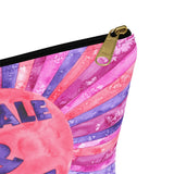 Female & Fierce Zipper Pouch