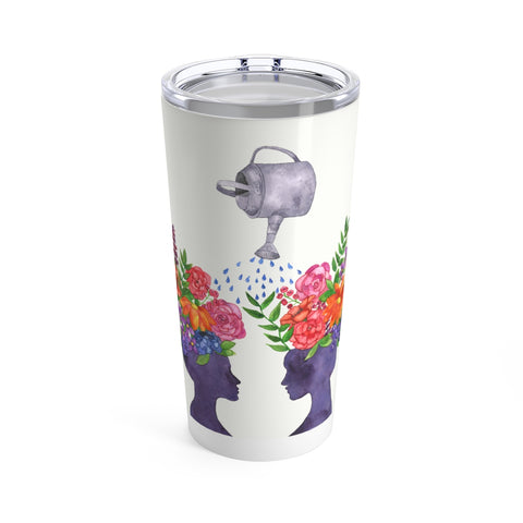 Women Bloom Together Tumbler 20oz