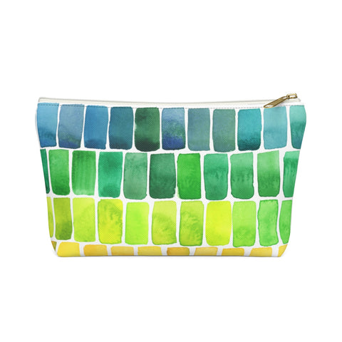 Howard Brown Rainbow Color Swatch Zipper Pouch