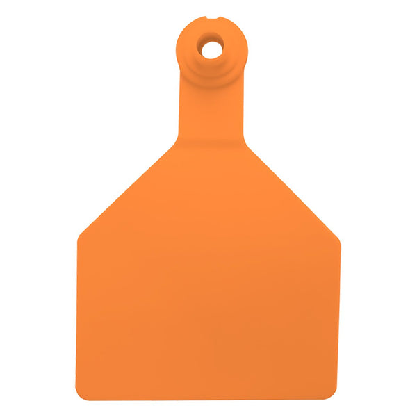 Stockman Two Piece Tag Cow (ORANGE) bag/25