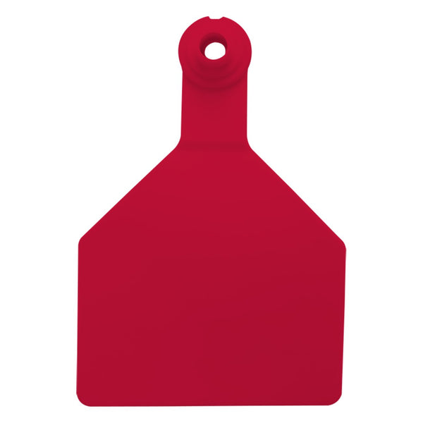 Stockman Two Piece Tag Calf (RED) bag/25