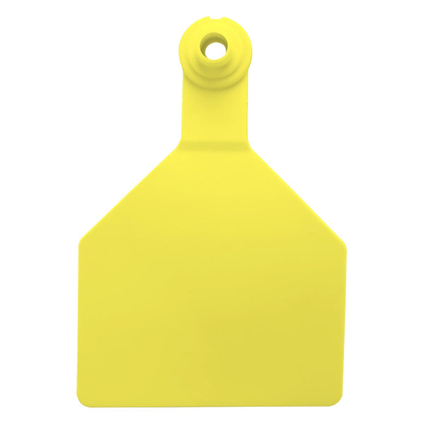 Stockman Two Piece Tag Calf (YELLOW) bag/25