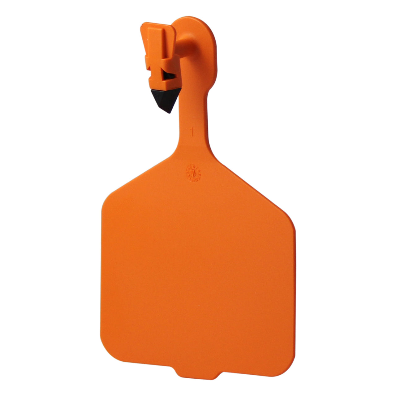 Leader 1Pc Cow Tags Orange 25S - Ear Tags Leader Products - Canada