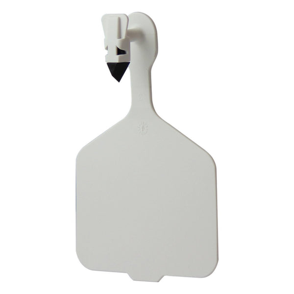 Leader 1Pc Cow Tags White 25S - Ear Tags Leader Products - Canada