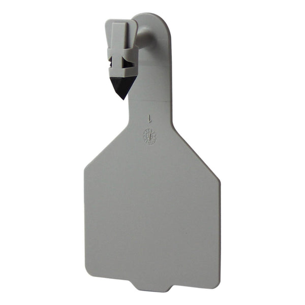 Leader 1Pc Calf Grey 25S - Ear Tags Leader Products - Canada