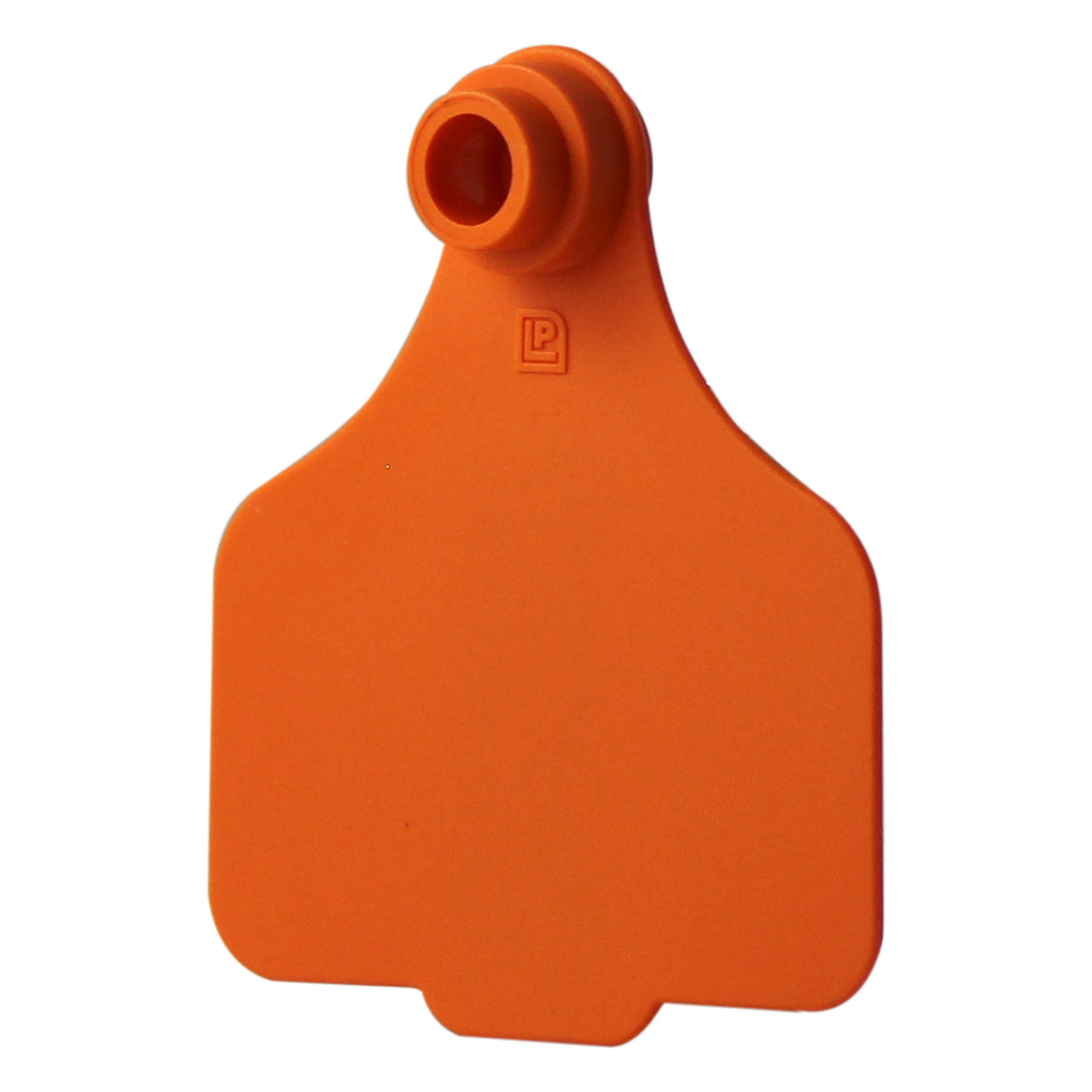Leader Large Orange 2Pc 25S - Ear Tags Leader Products - Canada