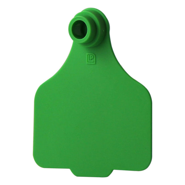 Leader Large Green 2Pc 25S - Ear Tags Leader Products - Canada