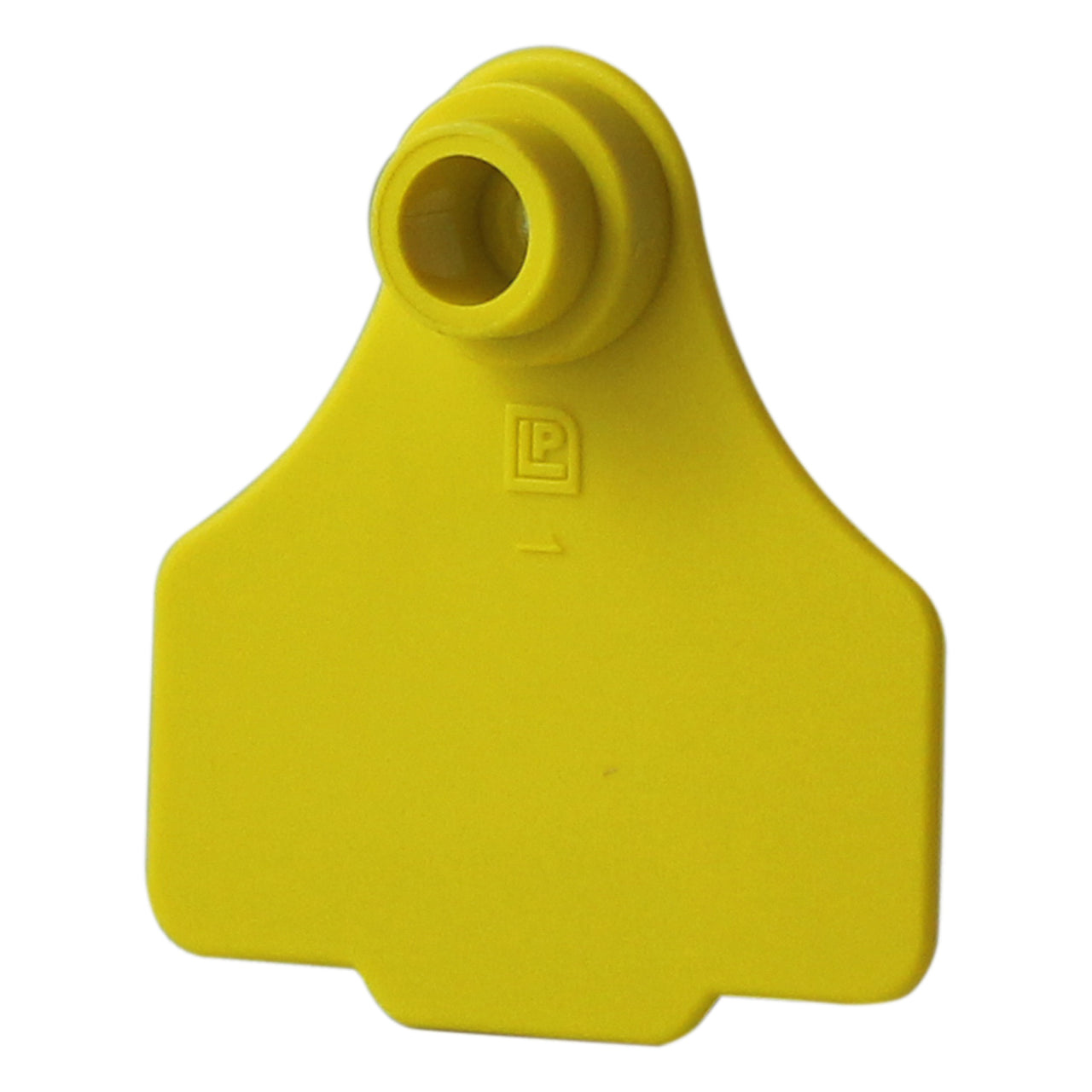 Medium 2Pc Yellow - 25S - Yellow - Ear Tags Leader Products - Canada